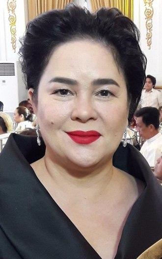 Zorro (Philippines TV series) - Jaclyn Jose portrays Chiquita Pelaez.