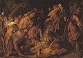 Jacob Jordaens - The Betrayal and Arrest of Christ in Gethsemane - KMS1638 - Statens Museum for Kunst.jpg
