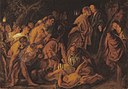 Jacob Jordaens - The Betrayal and Arrest of Christ in Gethsemane - KMS1638 - Statens Museum for Kunst.jpg