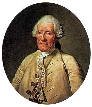 1782 in France - Jacques de Vaucanson