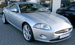 Jaguar XK Coupé (2006–2009)