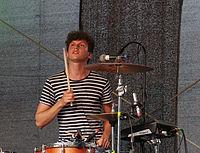 Jakob Sudau (Tonbandgerät) (Rio-Reiser-Fest Unna 2013) IMGP8243 smial wp.jpg