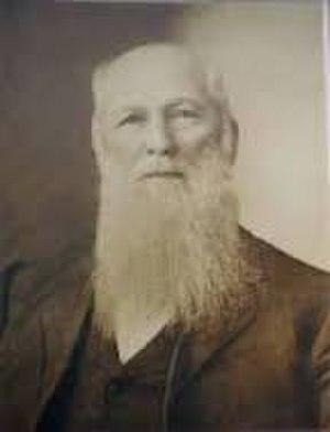 James Cowlishaw - Image: James Cowlishaw Queensland politician