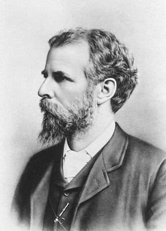 James Sully - Sully in about 1880
