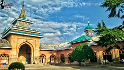 Historic Jamia Masjid Shopian