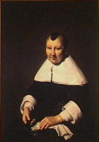 Andries van Hoorn - Image: Jan de Bray Agatha van Hoorn 1660 1663