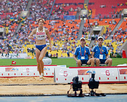Jana Velďáková (2013 World Championships in Athletics) 01.jpg