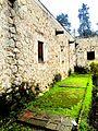 Jardín anexo a la cocina del ex convento del desierto de los leones.jpg