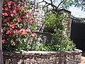 Jardim. casa historica em Santo Cristo - panoramio.jpg