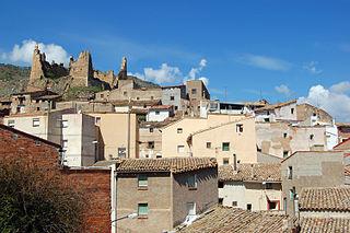 Jarque Municipality in Aragon, Spain