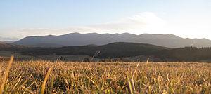 Javornik Hills - Image: Javorniki 1