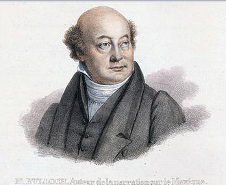 William Bullock (collector) - William Bullock by Jean-Henri Marlet