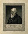 Jean-Nicolas, Baron Corvisart. Line engraving by M. Blot, 18 Wellcome V0001303.jpg