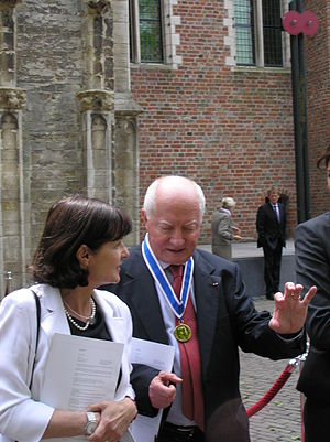 Jean-Paul Costa - Costa, after receiving the Four Freedoms Award on behalf of the ECtHR, 29 May 2010