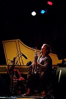Jean Derome Canadian musician