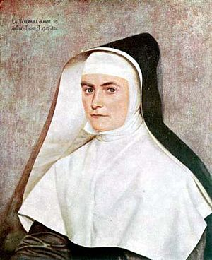 Sisters of Divine Charity - Jeanne-Antide Thouret, foundress of the congregation