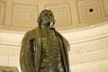 Jefferson Memorial statue up close 2006.jpg