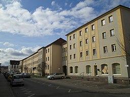 Leipziger Straße in Jena