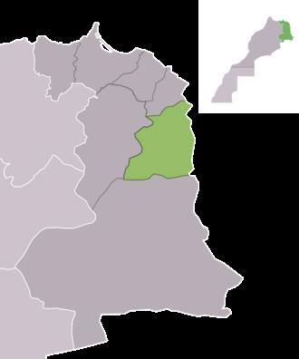 Jerada Province - Jerada Province, Oriental Region, Morocco