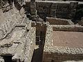 Jerusalem Byzantine residential remains - Jerusalem Archaelogical Park (6036464322).jpg