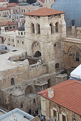 Grabeskirche, engl. Church of the Holy Sepulchre