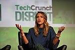 Jessica Alba at TechCrunch Disrupt San Francisco 2012 03.jpg