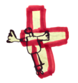 Jesus on cross by Apolline.png