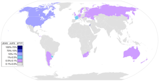 Jewish population by country