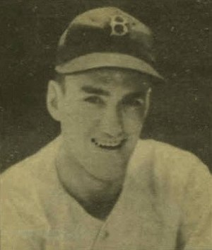 Jim Bagby Jr. - Image: Jim Bagby Jr. 1940 Play Ball card