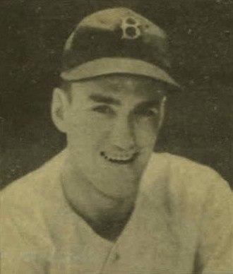 Jim Bagby Jr. - Image: Jim Bagby Jr. 1940 Play Ball card