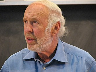 James Harris Simons - Image: Jim Simons at MSRI