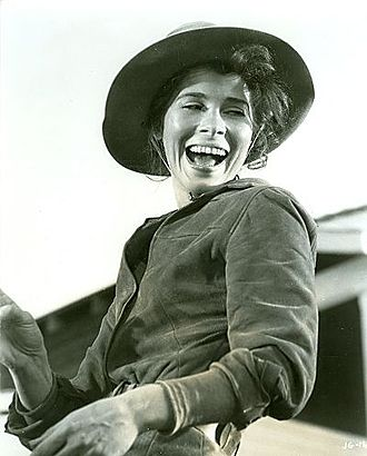 Joan Hackett - Hackett in the 1969 production Support Your Local Sheriff!