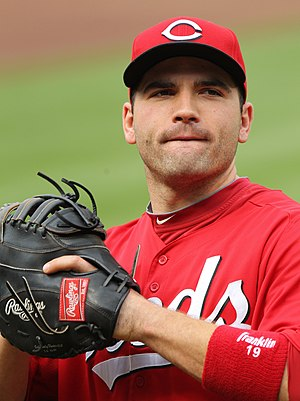 Joey Votto - Votto with the Cincinnati Reds in 2011