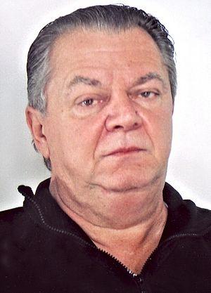 Joseph Massino - Massino's 2003 FBI mugshot