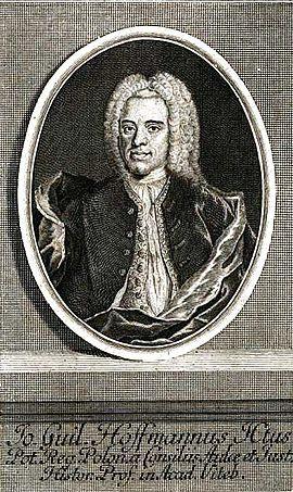Johann Wilhelm Hoffmann