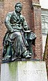 Johann Heinrich Richartz Statue in Front of MAK Cologen.jpg