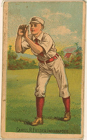 John Cahill (baseball) - Image: John Cahill 1