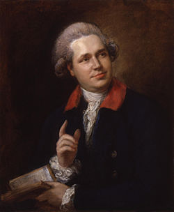 John henderson by thomas gainsborough