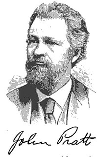 John Jonathon Pratt American journalist, newspaper proprietor, and typewriter inventor