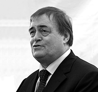 Shadow Secretary of State for Transport - Image: John Prescott on his last day as Deputy Prime Minister, June 2007