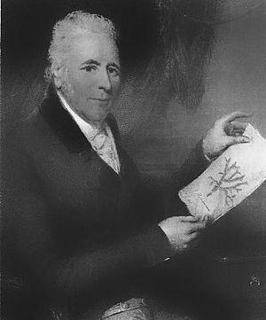 John Stackhouse (botanist) - John Stackhouse, 1811 lithograph.
