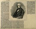 John Stevens Henslow. Wood engraving, 1861, after Maull & Po Wellcome V0002696.jpg