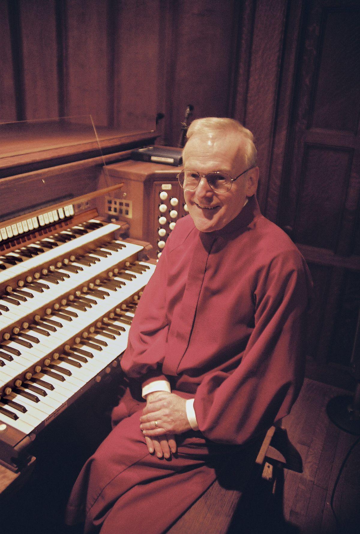 John Walker Organist Wikipedia
