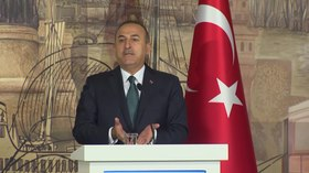 Fitxer:Joint Press Conference by NATO Secretary General and Turkish Minister of Foreign Affairs DOD 107329879-5da666b943e39.webm