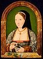 Joos van Cleve - Portret van een onbekende vrouw - 0028 - Rijksmuseum Twenthe.jpg