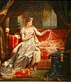 Joseph Franque, The Empress Marie-Louis Watching Over the Sleeping King of Rome 02.jpg