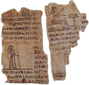 Criticism of the Book of Mormon - Egyptologists' translations of these fragments of the Joseph Smith Papyri do not coincide with Smith's translation.