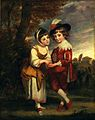Joshua Reynolds - Lord Henry Spencer and Lady Charlotte Spencer.jpg