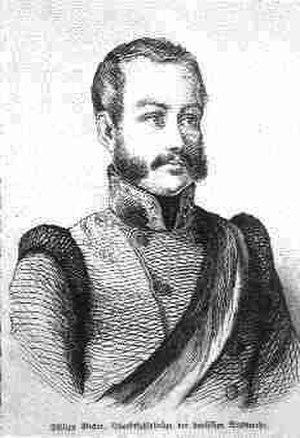 Johann Philipp Becker - Johann Philipp Becker (1849)
