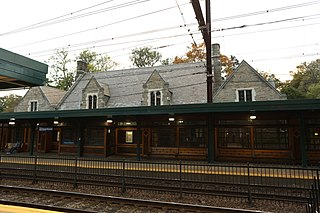 Jenkintown–Wyncote station SEPTA Regional Rail station
